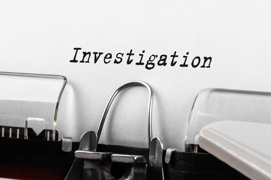 What kind of investigations does a private investigator carry out?